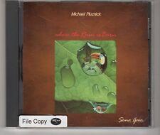 (HH573) Michael Pluznick, Where The Rain Is Born - 1989 CD