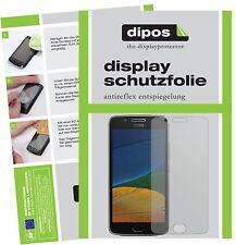 6x Motorola Moto G5 Plus Schutzfolie matt Displayschutzfolie Folie dipos