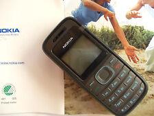 Telefono Cellulare NOKIA 1200 RICONDIZIONATO  NUOVO
