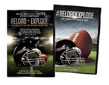 Reload Explode - CIFL - PIFL - Indoor Football Reality Series DVD - Hard Knocks