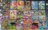 100 Pokemon Karten deutsch mit Holos, Sternkarten + 1x (GX/LvlX/Prime) Karte