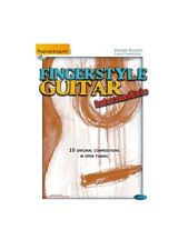 Fingerstyle Guitar Intermediate Learn to Play Present MUSIC BOOK & CD Guitar