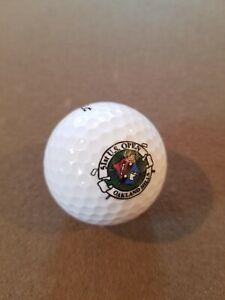 1951 US Open Logo Golf Ball Titleist Oakland Hills CC Reprint Ben Hogan