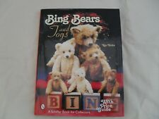 BING BEARS and TOYS  GERMANYs  FINEST