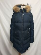 PARAJUMPERS Daunenparka Daunenjacke Echtpelz Long Bear Slim Fit Gr.L Top Zustand