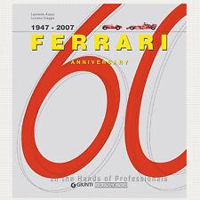 Ferrari 1947-2007 60th Anniversary By Gianni Cancellieri [Hardcover] < NEW!