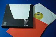 SLS 954 Beethoven Fidelio Dernesch Vickers Deutsche Oper BPO Karajan 3 LP ANGEL