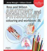 Ross and Wilson Anatomy and Physiology Colouring and Workbook, 3e-ExLibrary
