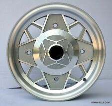CERCHIO ruota WHEELS felgen JANTES rodas FIAT 500 EPOCA STORICA made in ITALY