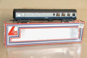 LIMA 305321 BR BLUE GREY MK1 BUFFET CAR COACH W43212 MINT BOXED nx