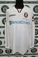 Maglia calcio AREZZO TG L shirt trikot camiseta maillot jersey