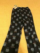 UNC Tarheels Kids Pajama Pants and Fleece Hoodie Combo Kids Large