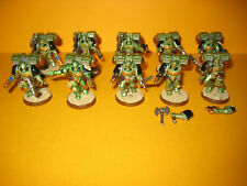 Space Marines - Salamanders - 10x Assault Squad - Sturmtrupp