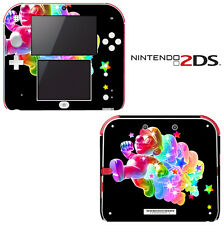 Vinyl Skin Decal Cover for Nintendo 2DS - Super Mario Galaxy