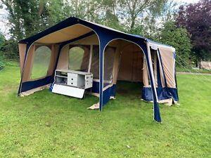 Cabanon Atlantis Trailer Tent 6 Berth