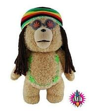 """OFFICIAL TED THE MOVIE RASTA LARGE 18"""" TALKING DELUXE PLUSH SOFT TOY TEDDY BEAR"""