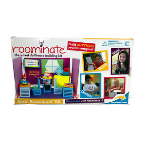 Roominate Basic Kit - The Wired Dollhouse Building Kit