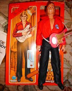 "Shaun Cassidy Hardy Boys Joe Hardy Doll 12"" Action Figure Kenner Vintage 1978"