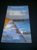 Monique Rebetez - Passage de la Déroute