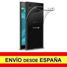 Funda Silicona para SONY XPERIA L1 Carcasa Transparente ¡España! a2856