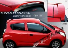 SPOILER REAR ROOF CHEVROLET SPARK WING ACCESSORIES