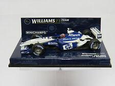 Williams F1 BMW FW25 J.P. Montoya Minichamps Nr. 400030003 1/43