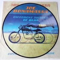 Joe Bonamassa - Different Shares de Bleu - Vinyle LP Ltd Edition Image Disque NM