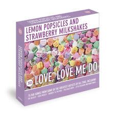 Various Artists : Lemon Popsicles and Strawberry Milkshakes: Love, Love Me Do