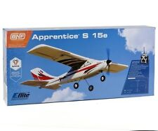 Eflite E-flite Apprentice S 15E BNF Bind In Fly Trainer RC Airplane EFL3180