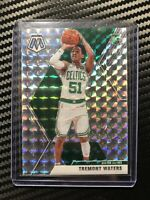 Tremont Waters 2019-20 Mosaic Silver Mosaic Prizm Rookie RC #214 Celtics