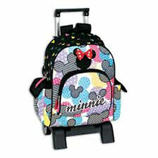 Disney Minnie-(2770) Large Backpack with Detachable Trolley Size:32x43x14cm
