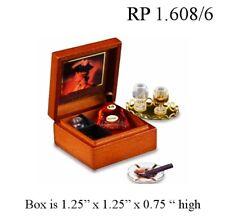 1:12 Cognac Set Reutter DOLLHOUSE MINIATURES
