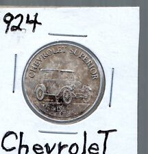 SUNOCO Antique Car Coin Series 1924 Chevrolet token