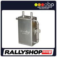 OBP 1 Litre Square Bulk Head Mount Oil Catch Tank rally car CT001 180x105x65