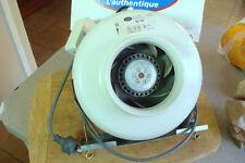 Steel Centrifugal Fan Hydroponic Environmental Controls