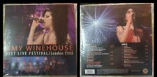 Amy Winehouse -  Live In London 2008 Vinilo  lp muy raro
