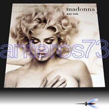 "MADONNA ""BAD GIRL "" RARE 12"" MIX 1992 - MINT"