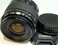 Canon EF 35-80mm f4-5.6 Lens for digital rebel T7i SL3 90D 80D cameras