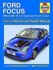 1998 Ford Focus Car Service & Repair Manuals