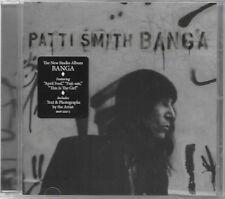 PATTI SMITH - Banga - CD - Sony Music - 88697-22217-2 - Rock - Europe