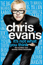 It's Not What You Think, Evans, Chris, New Book