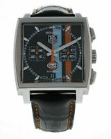 Tag Heuer Monaco Gulf Chronograph Automatic Limited Edition Men's Watch CW211A