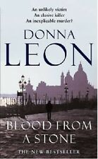 DONNA LEON ____BLOOD FROM A STONE_____BRAND NEW