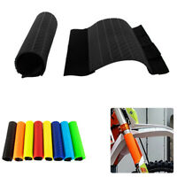 Motorcycle Upper Fork Protectors Rubber Wraps Gaiters Universal for Dirt Bike