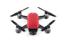 DJI Spark (Lava Red) *inc FREE CONTROLLER & 16GB SD & Landing Pad - 148514