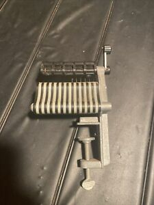 Jerry's Stripper Leather Strap & Strip Maker 5 Blades