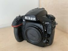 Nikon D810 36.3MP full-frame fotocamera DSLR Corpo-Nero