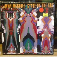 [SOUL/JAZZ]~NM LP~JIMMY MCGRIFF~State Of The Art~{OG 1985~MILESTONE~Issue]