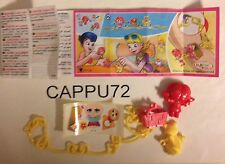 BRACCIALE GIALLO+CARTINA FF116 adesivo con codice- sorpresa dolls&fashion