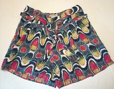 Lucky Brand Womens Shorts Casual Multicolor Size XS